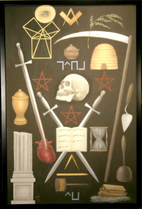 Third Degree tracing board